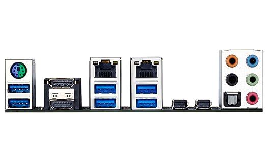 Amazon com: Gigabyte LGA 1150 Z87 4 Way SLI Dual