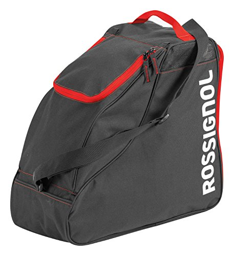 (Rossignol Tactic Pro Ski Boot Bag Black/Red/White)