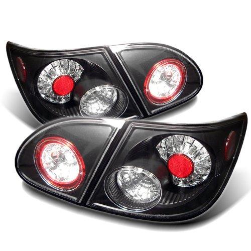 orolla Black LED Tail Light ()