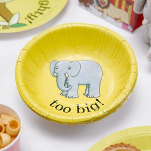 Dear Zoo Ice Cream / Treat Tub - pkt 8