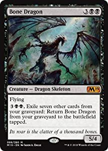 Magic: The Gathering - Bone Dragon - Core Set 2019