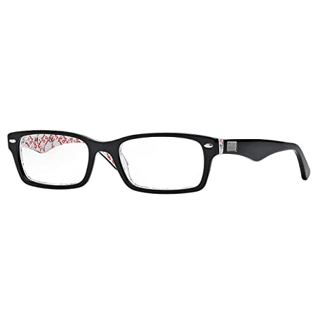 b0764e0532 RAYBAN Men s 0RX 5206 5014 52 Optical Frames