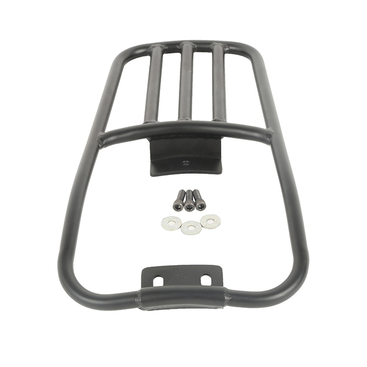 XMT-MOTO Motor 5.6 Rear Fender Luggage Rack For Harley Softail Deluxe 06-18 Fatboy 07-18