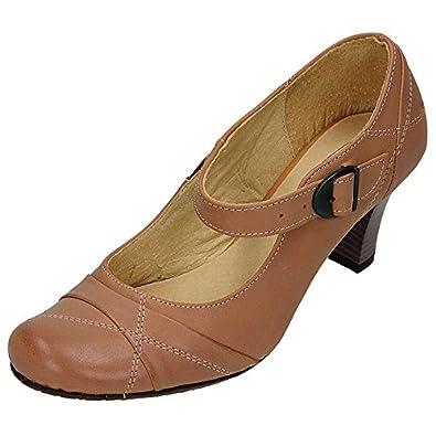 Chaussures Miccos marron femme 6nPVq21p