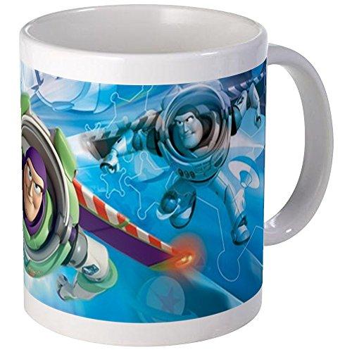 CafePress - Toy Story Buzz Mugs - Unique Coffee Mug, Coffee Cup