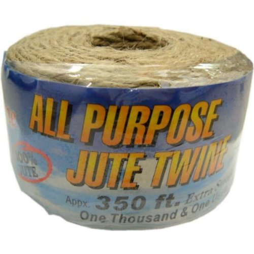 Bulk Buys Jute Twine - Case of 72