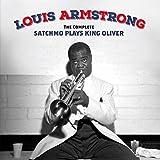 The Complete Satchmo Plays King Oliver + 15 Bonus Tracks