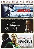 Pack: Argo + J. Edgar + Invictus