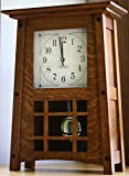 Amish Handcrafted McCoy Mantel Clock