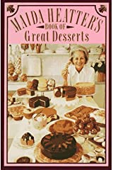 Maida Heatter's Book of Great Desserts by Maida Heatter (1991-11-05) Hardcover