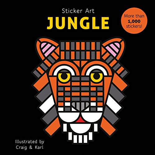 Sticker Art Jungle pdf