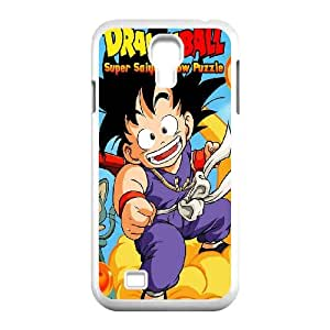 Dragon Ball Samsung Galaxy S4 9500 Cell Phone Case White Tbbje