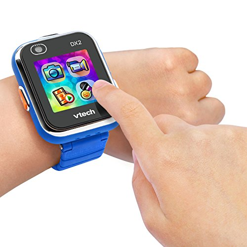51o1V6LUGWL - VTech Kidizoom Smartwatch DX2 Blue (Frustration Free Packaging)