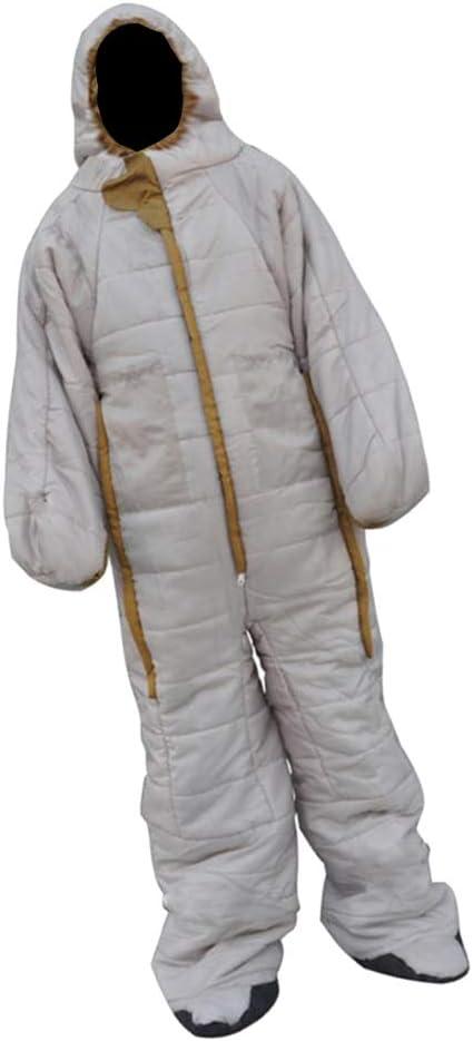 Design Walker Gratuit chiwanji Costume De Sac De Couchage Portable De Forme Humaine De Voyage /à La Maison