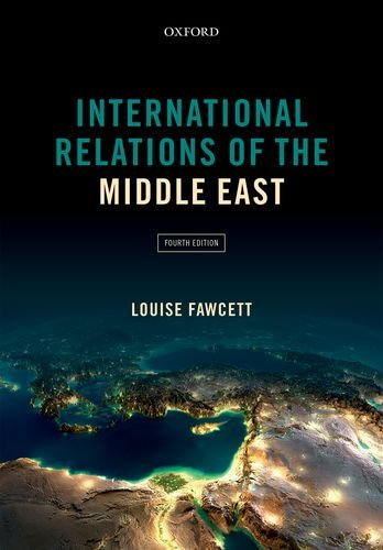 International Relations Of Middle East