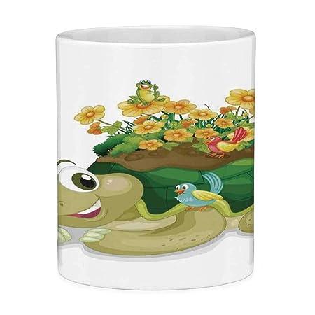 Taza de café divertida con la cita Reptil 11 onzas Taza de ...