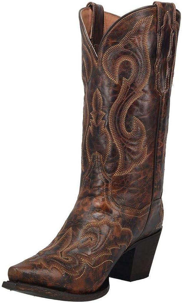 Dan Post Women's Marcella Western Boot Snip Toe