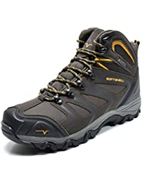 Men's Nortiv8 161202-M Insulated Waterproof Work Snow Boots