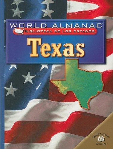 Read Online Texas: El Estado De La Estrella Solitaria (World Almanac Biblioteca De Los Estados) (Spanish Edition) ebook