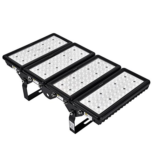 Viugreum 200W LED Flood Light Outdoor, 20000 Lumen, Warm White (2800-3200K) 60° Beam Angle LED Spot Light, IP67 Waterproof Security Light, Stadium Lights Work Light Long Distance Lighting For Sale