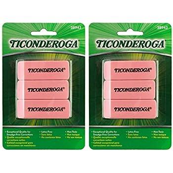 Amazon Com Dixon Ticonderoga 38943 Ticonderoga Pink