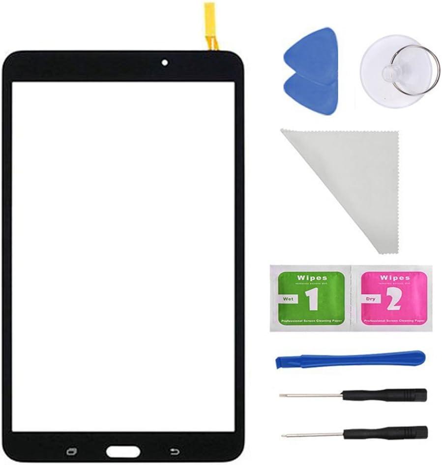 Pantalla táctil digitalizadora negra para  Galaxy Tab 8.0
