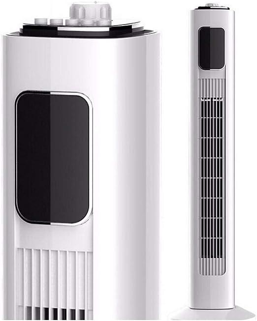 JIANXIN Ventilador De Torre Oscilante, Ventilador Casero Sin Hojas, Ventilador Vertical Silencioso Mecánico De Pie 260 * 920mm: Amazon.es: Hogar