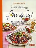 capa de Flor de sal: O livro de receitas do blog para uma alimentação mais natural e consciente