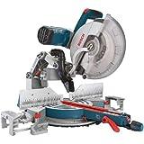 Bosch 120-Volt 12-Inch Dual-Bevel Glide Miter Saw GCM12SD