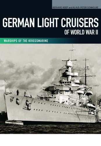 German Light Cruisers of World War II