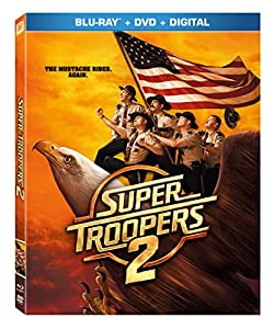 Cover Image for 'Super Troopers 2'