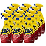 ZEP High Traffic Carpet Cleaner 32 Ounces ZUHTC32 (Case of 12)