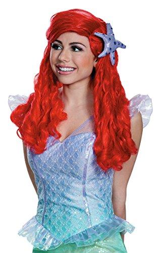 Little Mermaid Wigs Adults (DIS98456/150 Adult Ariel Wig Little Mermaid)