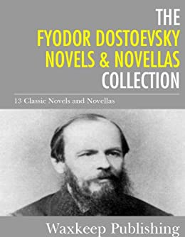 The fyodor dostoevsky novels and novellas collection the brothers the fyodor dostoevsky novels and novellas collection the brothers karamazov crime and punishment fandeluxe Ebook collections