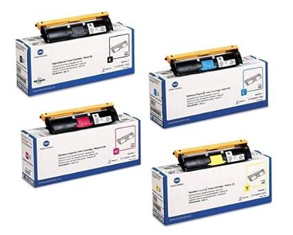 amazon com konica minolta bizhub c10 c10x toner cartridge set rh amazon com Konica Minolta Bizhub C280 Konica Minolta Bizhub C364