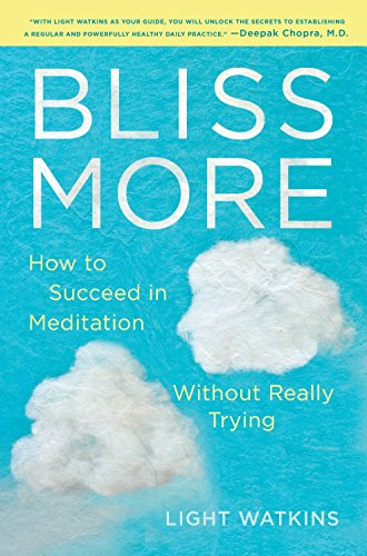 Bliss More: How to Succeed in Meditation Without Really Trying (Brain Gym Cd)