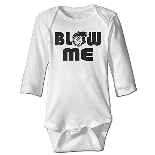 Richard Unisex Newborn Bodysuits Blow Me Boys Babysuit Long Sleeve Jumpsuit Sunsuit Outfit 12 Months - Diy Costume Me Despicable