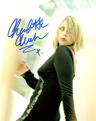 Charlotte Church In Person Autographed Photo #1