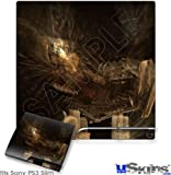 Sony PS3 Slim Skin - Sanctuary