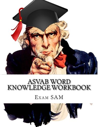 ASVAB Word Knowledge Workbook Vocabulary product image