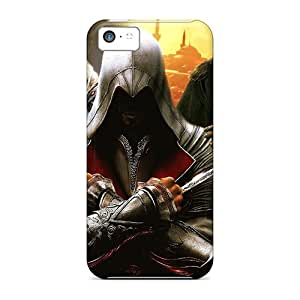 Durable Cell-phone Hard Covers For Iphone 5c (fhE16091TbJf) Unique Design Trendy Assassins Creed Skin