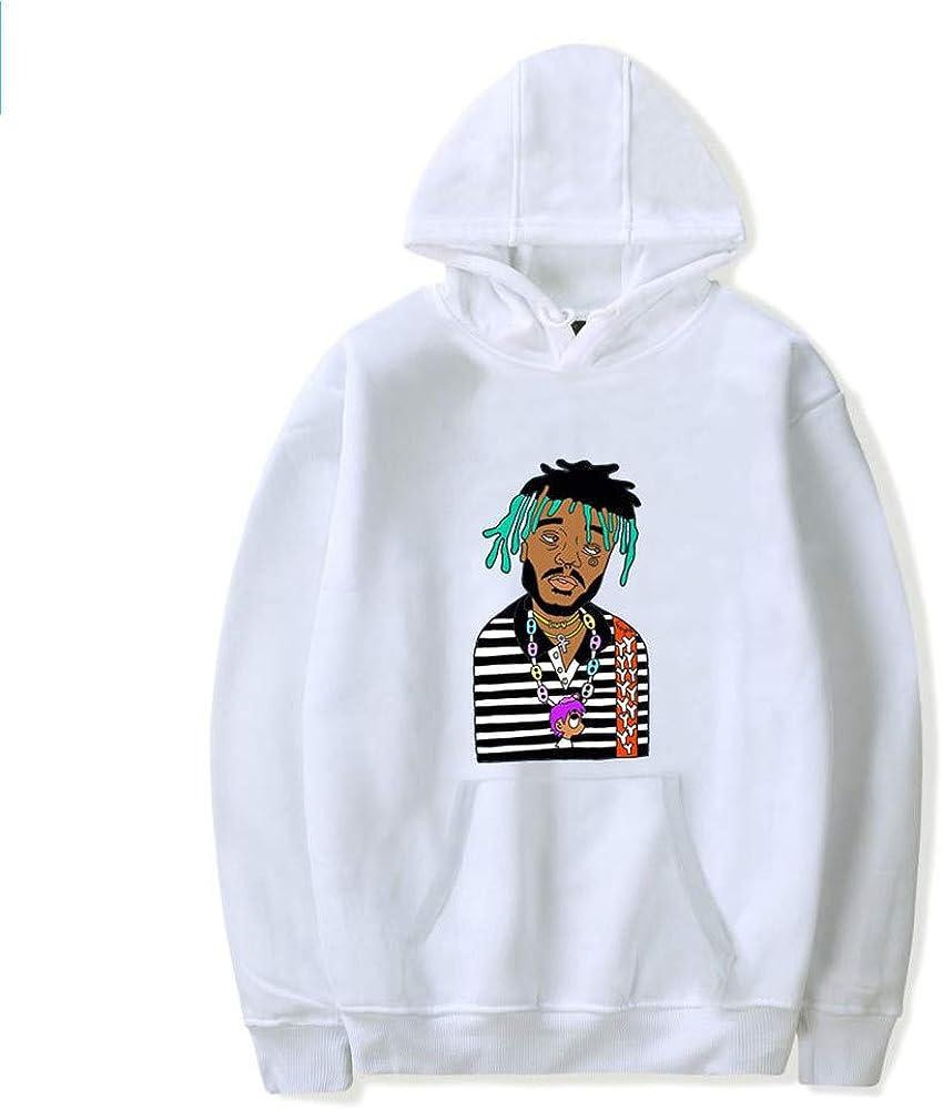 ALIDONE Lil Uzi Vert Print Unisex Hip Hop Hoodies Long Sleeve Pullover Men and Women Sweatshirts