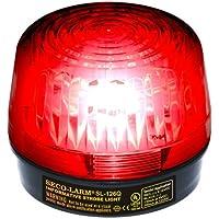 SL-126-A24Q/R Seco-Larm Red Strobe Light 6-24VDC