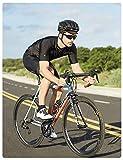 RION Men's Cycling Padded Shorts Bike Tights