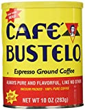 expresso de cafe - Cafe Bustelo Espresso Ground Coffee, 10 Ounce Can, Packaging May Vary