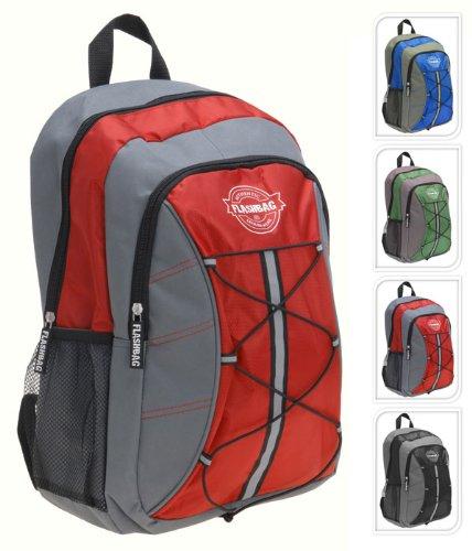 Grande zaino, borsa, borsa sportiva, Back Pack, Rosso