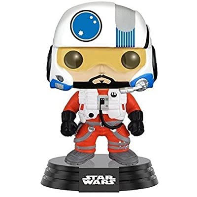 Funko POP Star Wars: Episode 7: The Force Awakens Figure - Snap Wexley: Artist Not Provided: Toys & Games