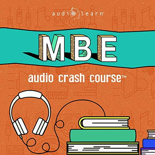 Pdf Law MBE Audio Crash Course: Complete Test Prep and Review for the NCBE Multistate Bar Examination