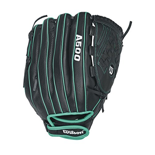Wilson Siren Fastpitch Softball Glove 12.5 inch , (Wilson Fastpitch Softballs)