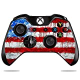 MightySkins Protective Vinyl Skin Decal for Microsoft Xbox One/One S Controller Case wrap cover sticker skins Colors Dont Run Review